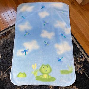 Carters Baby Cloud Plush Blanket