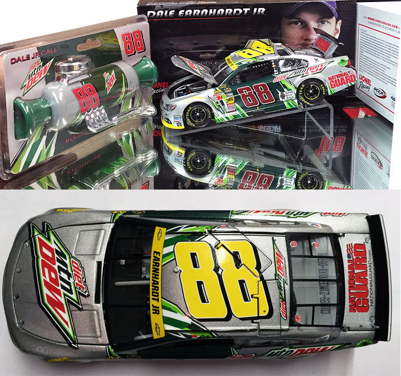 DALE EARNHARDT JR 2014 DALE CALL COMBINATION 1 24 ACTION DIECAST + DALE CALL