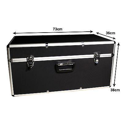 Valigia in alluminio, cassa per trasporto, contenitore - capacità 100 litri