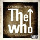 A Rock Legend Tribute To The Who von Various Artists (2014)