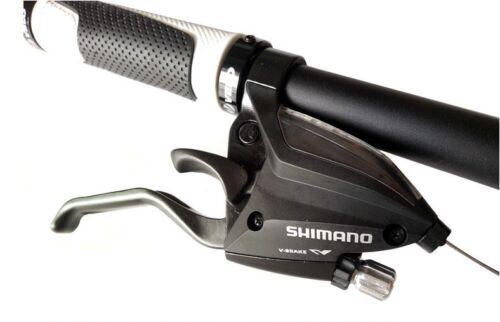 Shimano ST-EF500 3 x 7 Speed V-Brake MTB Bike Bicycle Shift Brake Levers Set