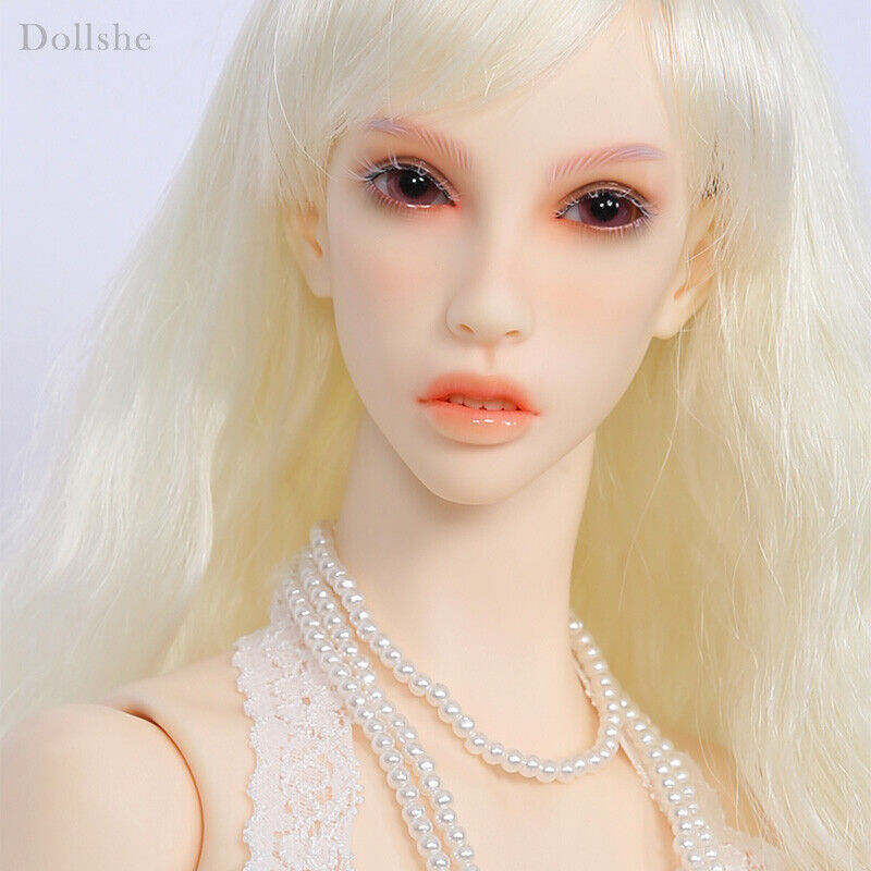 1 3 BJD Doll SD 26F Classic Erica Snow -Free Face Make UP+Free Eyes+Free DHL