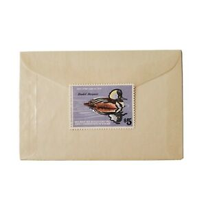 US Federal Duck Stamp Scott# RW45 $5 1978 Migratory Bird Hunting Unused