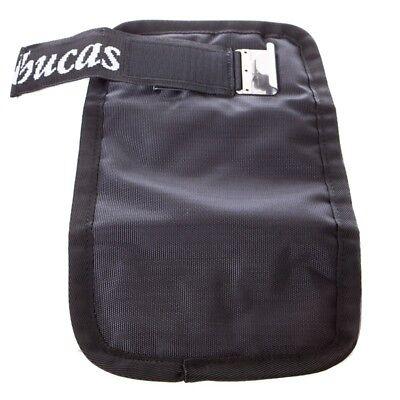Bucas Chest Extender 12cm Click 'n Go Magnetic-black-allargamento Soffitto-ung It-it