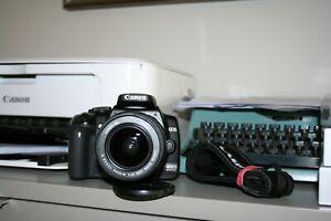 Fotocamera-Canon-EOS-400D-reflex-digitale-obiettivo-18-55-IS-CF-card-4gb