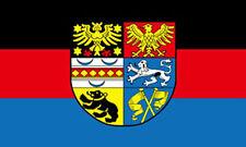 OSTFRIESLAND FLAG 5' x 3' East Frisia Eastern Friesland Saxony German Germany