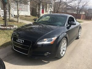 2008 Audi TT 3.2L Quattro 250HP - Luxury Interior