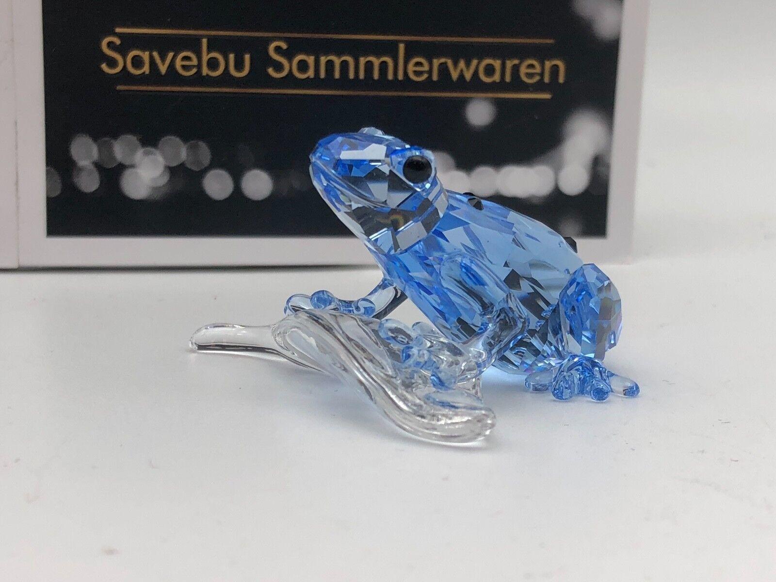 Swarovski Figurine 955439 Grenouille Poison Grenouille 5 cm excellent état