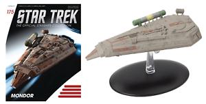 EAGLEMOSS-STAR-TREK-Pakled-ship-175-MONDOR-PRE-ORDER