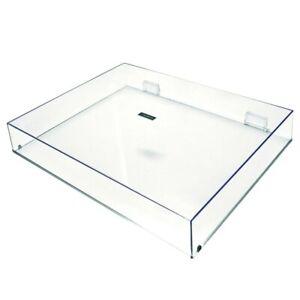 Reloop-Staub-Cover-Deckel-Transparent-X-Plattenspieler-RP-1000-2000-4000