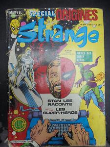 Bd - Strange N°151 Bis - 1982