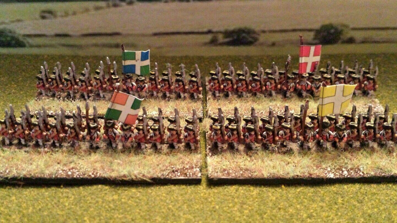 6mm Sju År Krig Franska Armén