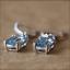 4-20Ct-Emerald-Cut-Aquamarine-Drop-amp-Dangle-Earrings-Solid-14K-White-Gold-Finish thumbnail 6