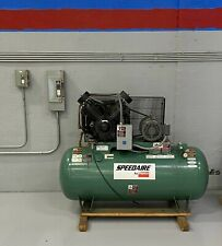 Dayton Air Compressor 120 Gal Tank 10 Hp Very Low Usage Great Condition