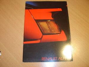 CATALOGO-Renault-Alpine-1985