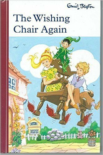 IN SYDNEY The Wishing Chair Again by Enid Blyton (Hardback,)