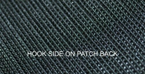 Bitchin/' Tactical Combat Jacket Morale Embroidered Patch Badge Hook and Loop
