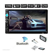 Goldfox Bluetooth Radio FM Stereo Car Vehicle 1080P 2 Din In Dash MP5 MP3 Player