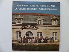 les chanteurs du club 3° age Latouche Treville Rochefort/mer O Cangaceiro vds220