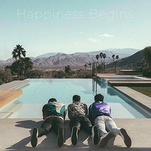 Jonas Brothers-Happiness Begins (UK IMPORT) CD NEW