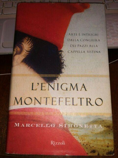 L'ENIGMA MONTEFELTRO - M. SIMONETTA assassin's creed ..1^ediz aprile 2008