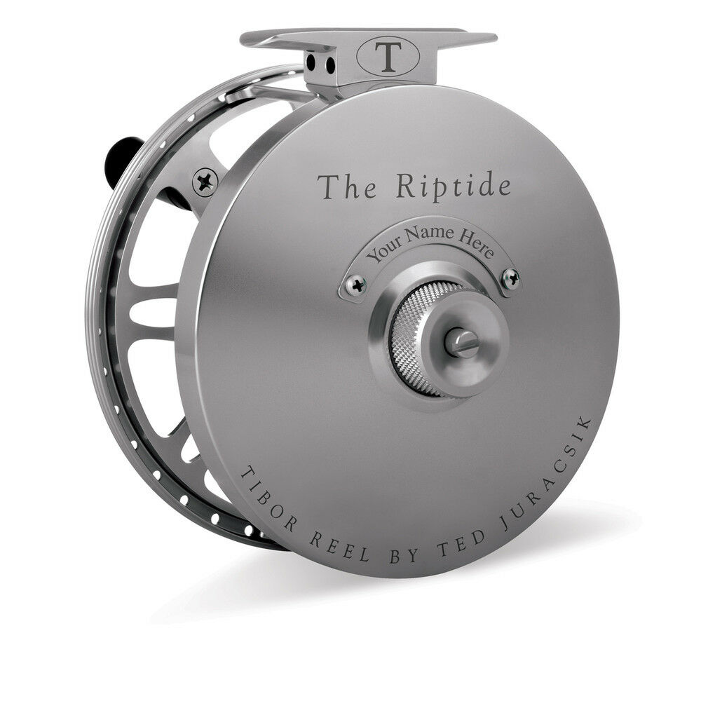 Tibor Riptide Fly Reel, free shipping and Free  Gift Card
