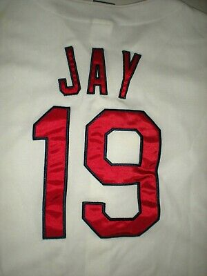 St Louis Cardinals SGA April T-shirt of the Month Powder Black T-Shirt M-3XL
