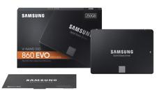 Samsung 860 EVO 250GB 2.5 Inch SATA III Internal SSD (MZ-76E250B/AM)
