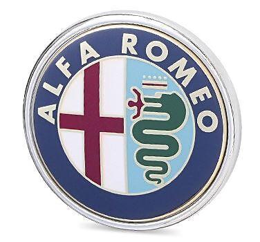 Alfa Romeo 159 Sport Wagon Sw Arranque Portón Trasero Insignia 50500393 Nuevo Original Genuino