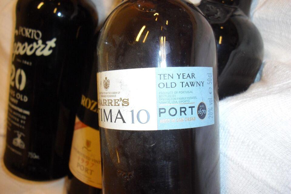 Vin og spiritus, portvin
