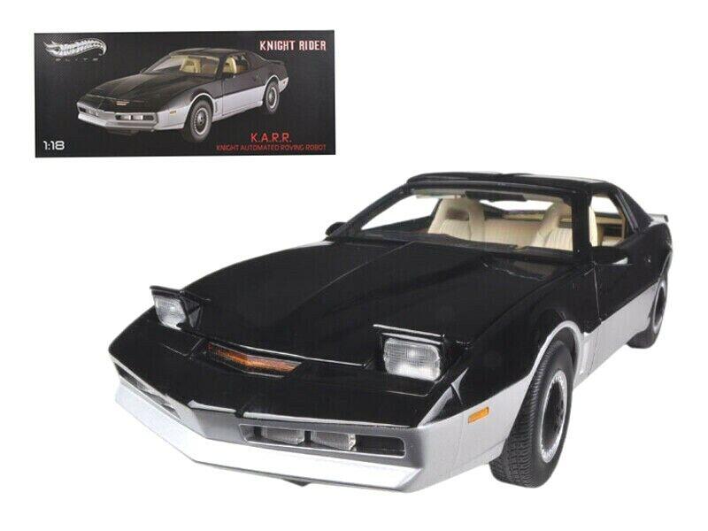 la mejor oferta de tienda online 1982 Pontiac Pontiac Pontiac Trans Am KARR Elite Edition 1 18 Diecast Coche Model by Hotwheels  sin mínimo