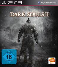 Sony PS3 Dark Souls 2 II  USK16 deutsch OVP komplett günstig gebraucht online