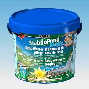 Wasserpflege & Algenmittel Preiswert Kaufen Jbl Stabilopond Basis 10 Kg Gartenteich Pflegemittel Stabilo Pond Teichpflege