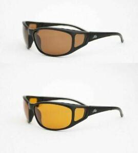 Fortis Eyewear Wraps Polarised Switch Bifical Fishing Sunglasses