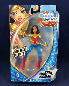 "DC Super Hero Girls Wonder Woman 6/"" Action Figure New"