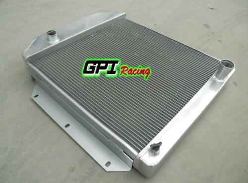 FOR 1949 1950 1951 1952 1953 Ford v8 Cars Aluminum Radiator 49 50 51 52 53