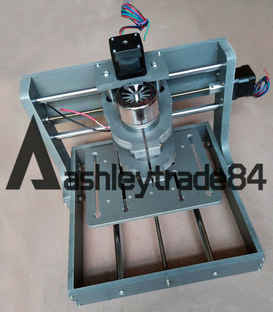 USB PCB CNC 3 Axis Milling Engraving Machine 300W 2020B DIY CNC Wood  Carving PVC