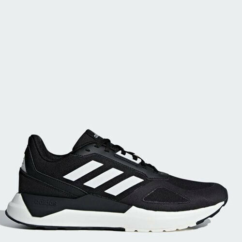 Adidas F34451 Adizero Run 80s Running shoes black sneakers