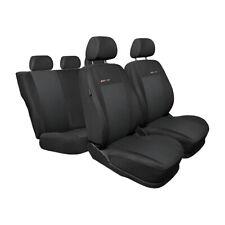 Coprisedili per Auto Neri per Hyundai i20 2008-2015