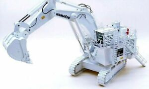 Komatsu-PC4000-Mining-Excavator-White-NZG-1-50-Scale-Model-9331-01-New