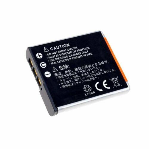 Bateria para Sony tipo np-bg1 3,6v 950mah//3 4wh Li-ion gris