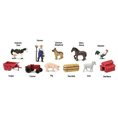 Horses Toob Mini Figures Safari Ltd NEW Toys Educational Figurines