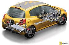 Renault Sport workshop Repair Manuals Clio 3 X85 197/200/cup/R27