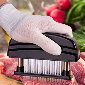 48-lames-aiguille-Meat-Beaf-Steak-Attendrisseur-Maillet-Marteau-Cuisson-Outils-homehold