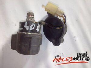 Relais démarreur KAWASAKI Z400 Z 400 400Z - France - État : Occasion: Objet ayant été utilisé. objet présentant quelques marques d'usure superficielle, entirement opérationnel et fonctionnant correctement. Il peut s'agir d'un modle de démonstration ou d'un objet utilisé ayant été retourn