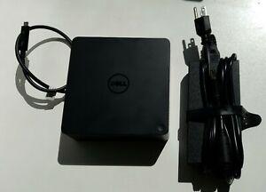 Dell TB16 Thunderbolt Dock K16A USB C Dock w/Power Supply