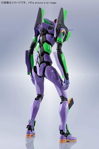ROBOT SPIRITS SIDE EVA EVANGELION TEST TYPE-01 Action Figure w// Tracking NEW