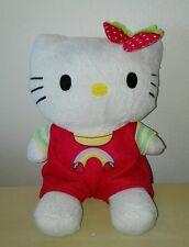 Peluche hello kitty circa 20 cm pupazzo originale plush soft toys idea regalo
