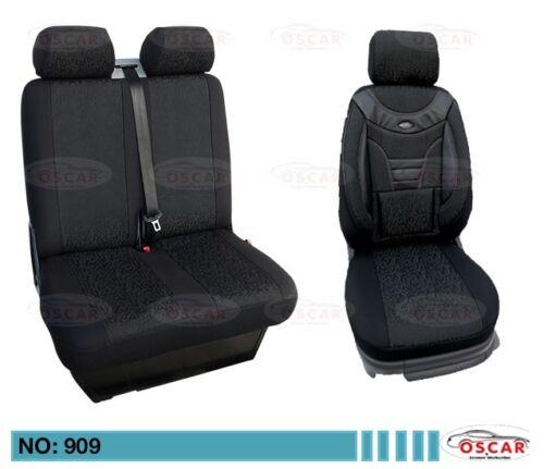 MAß Schonbezüge Sitzbezüge Sitzbezug  PEUGEOT BOXER  1+2 Sitzer  909