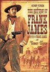 Return of Frank James 0024543247869 DVD Region 1 H